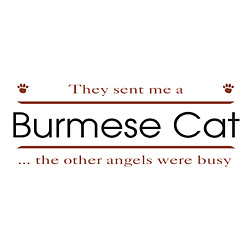 Burmese Cat T-Shirts