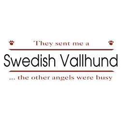 Shirts: Swedish Vallhund
