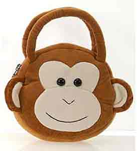 Purse: Monkey