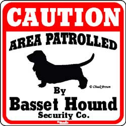 Sign: Basset Hound