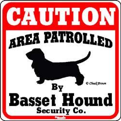 Sign: Basset Hound