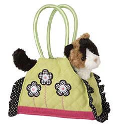 Cat Purse - Purse Calico Cat