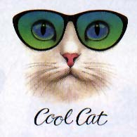 Shirts: Cat - Cool Cat