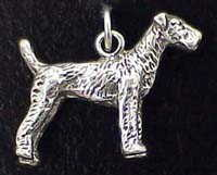 Airedale Terrier Charm
