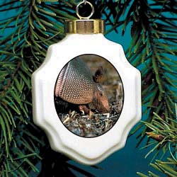 Armadillo Ornament