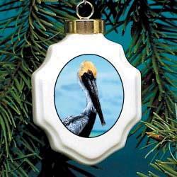 Pelican Ornament