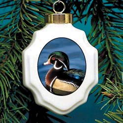 Wood Duck Ornament