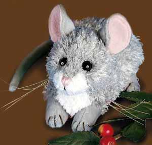 Mouse Plush Animal