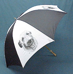 Umbrella: Irish Wolfhound
