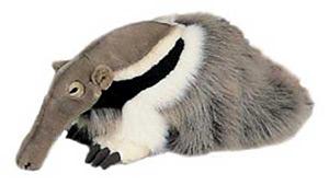 Plush Animal: Anteater