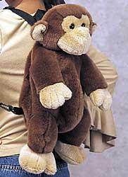 Backpack: Monkey