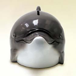 Dolphin Coinbank