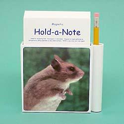 Hamster Note Holder