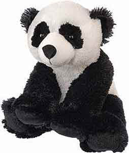 Plush Animal: Panda Bear