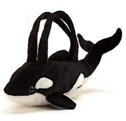 Whale Purse