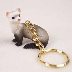 Keychain: Ferret