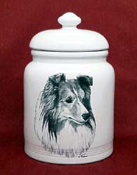 Cookie Jar: Sheltie