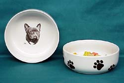 Pet Bowl: French Bulldog