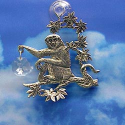 Suncatcher: Monkey