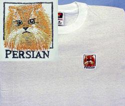 Persian Cat T-Shirts