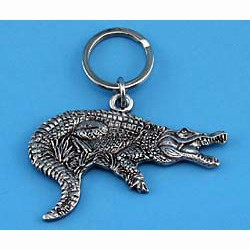 Alligator Keychain