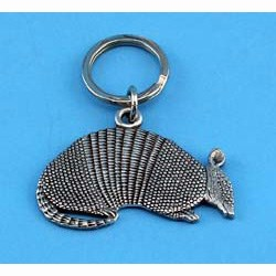 Armadillo Keychain