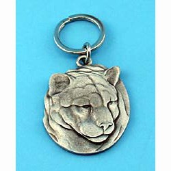 Cougar Keychain