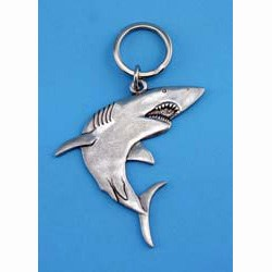 Shark Keychain