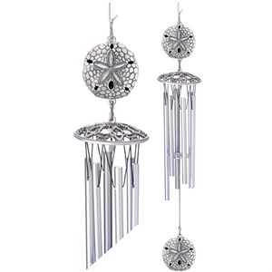 Sand Dollar Windchime