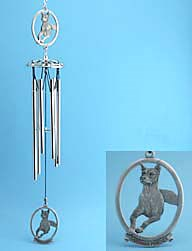 Doberman Pinscher Windchime