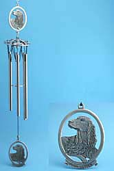 Irish Setter Windchime
