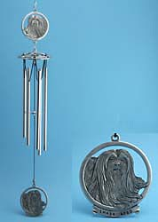 Lhasa Apso Windchime