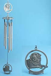 Mastiff Windchime
