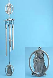 Saint Bernard Windchime