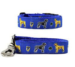 Irish Wolfhound Collar & Leash