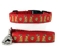 Rhodesian Ridgeback Collar & Leash