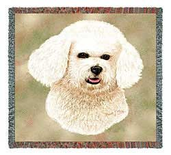 Bichon Frise Blanket