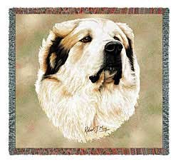 Great Pyrenees Blanket