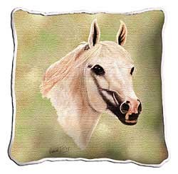 Arabian Horse Pillow
