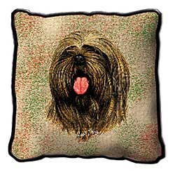 Lhasa Apso Pillow