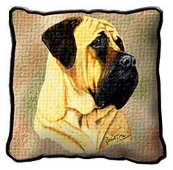 Mastiff Pillow