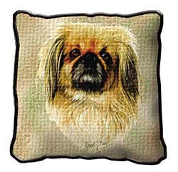 Pekingese Pillow