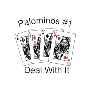 Palomino T-Shirt - #1... Deal With It