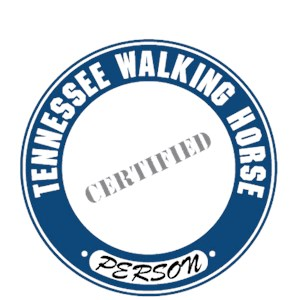 Tennessee Walking Horse T-Shirt - Certified Person