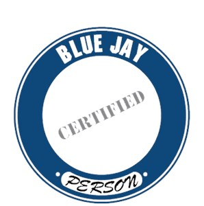 Blue Jay T-Shirt - Certified Person