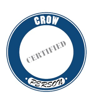 Crow T-Shirt - Certified Person
