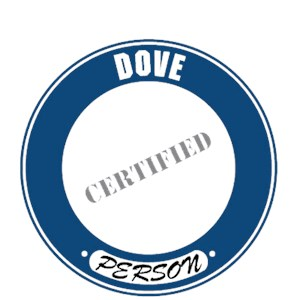 Dove T-Shirt - Certified Person