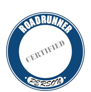 Roadrunner T-Shirt - Certified Person
