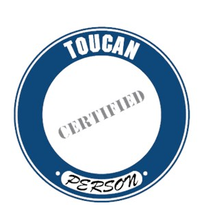 Toucan T-Shirt - Certified Person