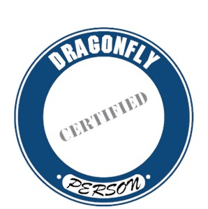 Dragonfly T-Shirt - Certified Person